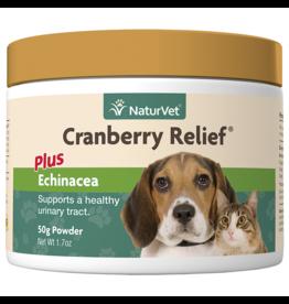 NaturVet Cranberry Relief Powder 50GM