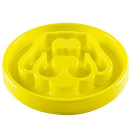 Be One Breed Slow Feeder - Yellow