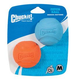 Chuck It! Fetch Ball Medium 2PK