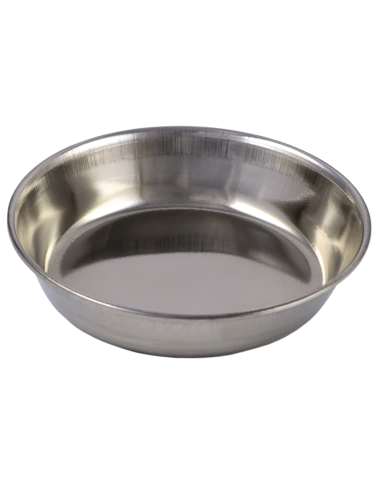 Unleashed Stainless Steel Saucer