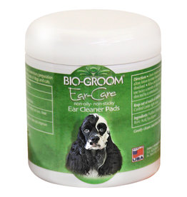 Bio-Groom Ear Care Pads Ear Cleaner 25PC
