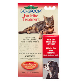 Bio-Groom Ear Mite Treatment 29ML