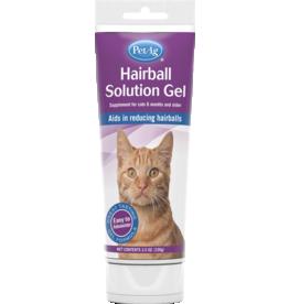 Pet-Ag Hairball Solution Gel 3.5OZ - Cat