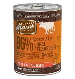 Merrick GF Real Texas Beef 12.7OZ