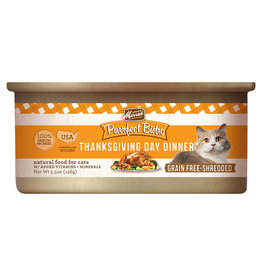 Merrick Thanksgiving Dinner Shredded 5.5OZ - Cat SINGLE
