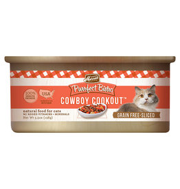 Merrick Cowboy Cookout Shredded 5.5OZ - Cat SINGLE