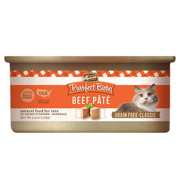 Merrick Beef Pate Classic 5.5OZ - Cat SINGLE