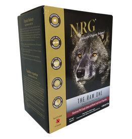 NRG The Raw One - Wild Salmon Medium Box 4KG