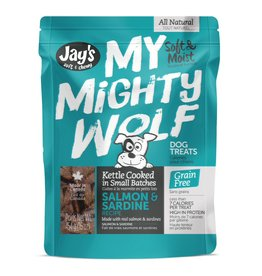 Jay's My Mighty Wolf Salmon  & Sardine 454GM