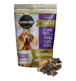 K9 Choice Frozen - Smoked Pancreas 227GM