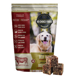 K9 Choice Frozen - Little Guys Beef Plus 3LB