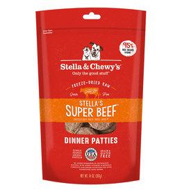 Stella & Chewy's FD Dinner Patties Stella's Super Beef 14OZ