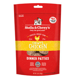 Stella & Chewy's FD Dinner Patties - Chewy's Chicken