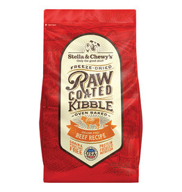 Raw Coated Kibble - Beef Recipe