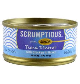 Scrumptious Red Meat Tuna & Chicken 2.8OZ - Cat SINGLE