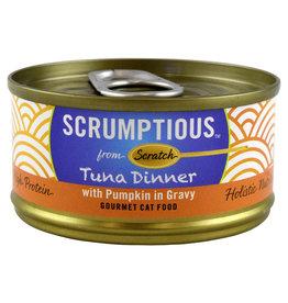 Scrumptious Red Meat Tuna with Pumpkin 2.8OZ - Cat SINGLE