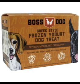 Boss Dog Frozen - Yogurt  Pumpkin & Cinnamon  4PK/104ML