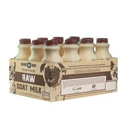 Boss Dog Frozen - Raw Goat Milk Supplement 473ML