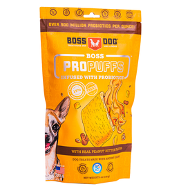 Boss Dog Boss ProPuffs Peanut Butter 170GM SINGLE