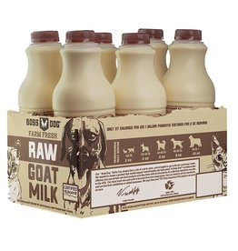 Boss Dog Frozen - Raw Goat Milk Supplement 946ML