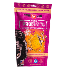 Boss Dog Boss ProPuffs Roasted Chicken 170GM SINGLE