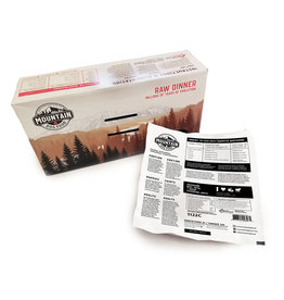 Mountain Dog Frozen - Ascension Beef & Offal 6/2LB
