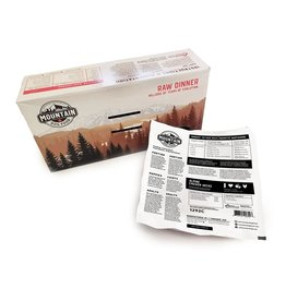 Mountain Dog Frozen - Alpine Chicken Necks 6/2LB