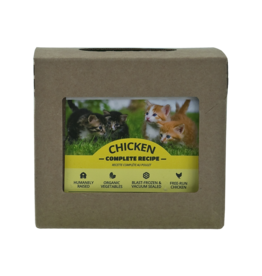 Red Dog Blue Kat Chicken Complete for Cats 1/2LB