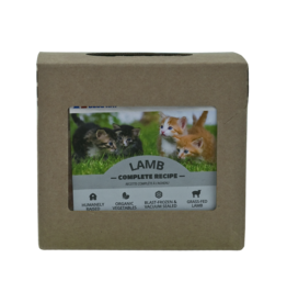 Red Dog Blue Kat Lamb Complete for Cats 1/2LB