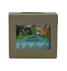 Red Dog Blue Kat Rabbit Complete for Cats 1/2LB