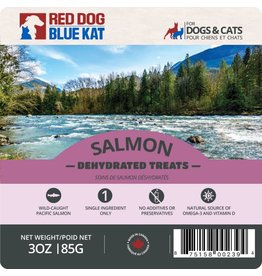 Red Dog Blue Kat Salmon Dehydrated Treat 85g