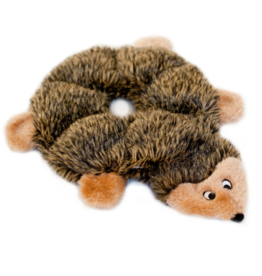 ZippyPaws Loopy Squeaker Toy Hedgehog