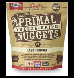 Primal Dog - Freeze Dried Lamb 14 oz