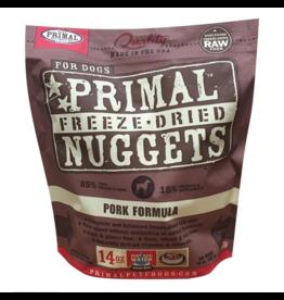 Primal Dog - Freeze Dried Pork 14 oz