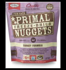 Primal Cat - Freeze Dried Turkey 14 oz