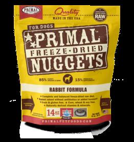 Primal Dog - Freeze Dried Rabbit 14 oz