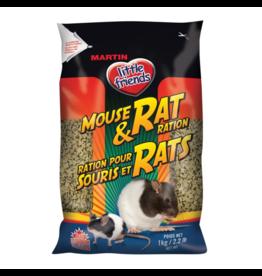 Martin Little Friends Mouse & Rat Ration 1 kg