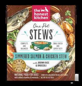HK Dog HK Dog One Pot Stews Simmered Salmon&Chicken Stew 10.5 oz SINGLE