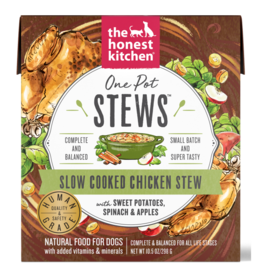 HK Dog Dog One Pot Stews Slow Cooked Chicken Stew 10.5 oz SINGLE