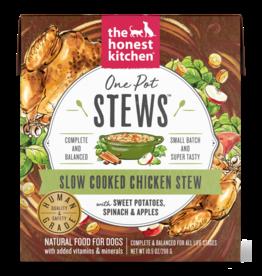 HK Dog HK Dog One Pot Stews Slow Cooked Chicken Stew 10.5 oz SINGLE