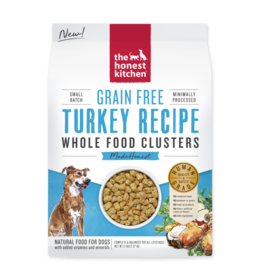 HK Dog GF Whole Food Clusters Turkey