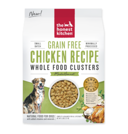 HK Dog GF Whole Food Clusters Chicken