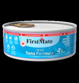 FirstMate Cat LID GF Wild Tuna 5.5 oz single