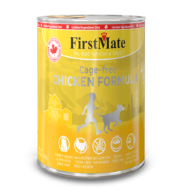 FirstMate Dog LID GF Can Chicken 12.2 oz single