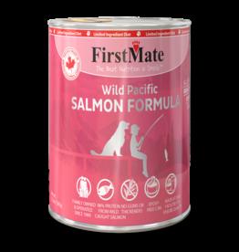 FirstMate Dog LID GF Can Salmon 12.2 oz single