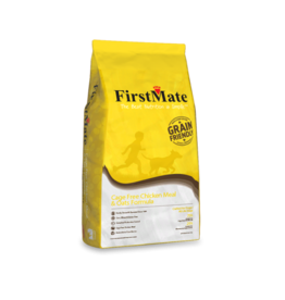 FirstMate Dog GFriendly Cage Free Chicken Meal & Oats