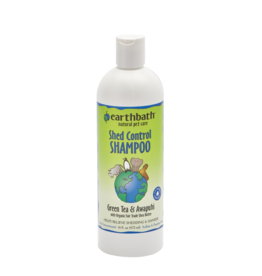 earthbath Shed Control Shampoo Green Tea & Awapuhi 16oz
