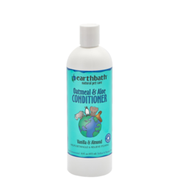 earthbath Oatmeal&Aloe Conditioner Vanilla & Almond 16 oz