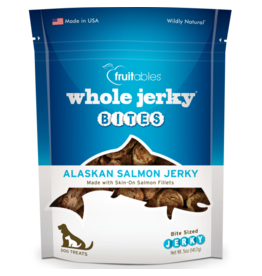 Fruitables Dog Whole Jerky Bites Alaskan Salmon 141 g
