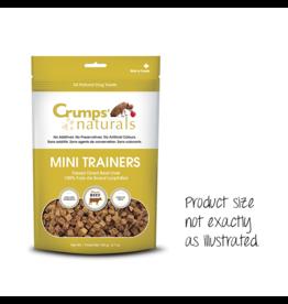 Crumps' Naturals Dog Mini Trainers Freeze Dried Beef 3.7 oz